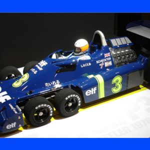 Tyrrell P34 Japan GP 1976 Special Edition