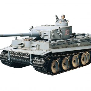 R/C 1/16 Tiger I Early w/Option Kit