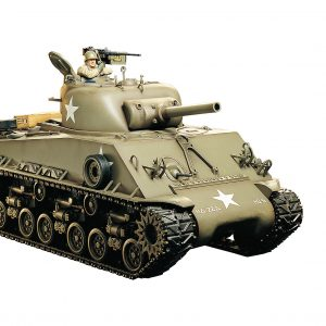 R/C 1/16 Sherman DMD w Option Kit