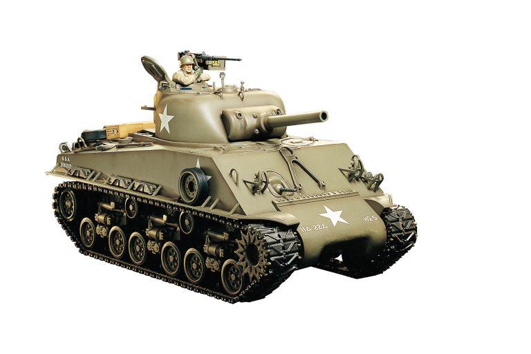 R/C 1/16 Sherman DMD w Option Kit