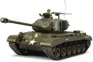 R/C 1/16 M26 Pershing w Option Kit