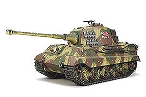 R/C 1/16 King Tiger w Option Kit
