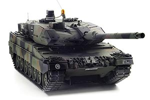 R/C 1/16 Leopard w Special Option Kit