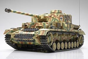R/C Panzer IV J w/Option Kit