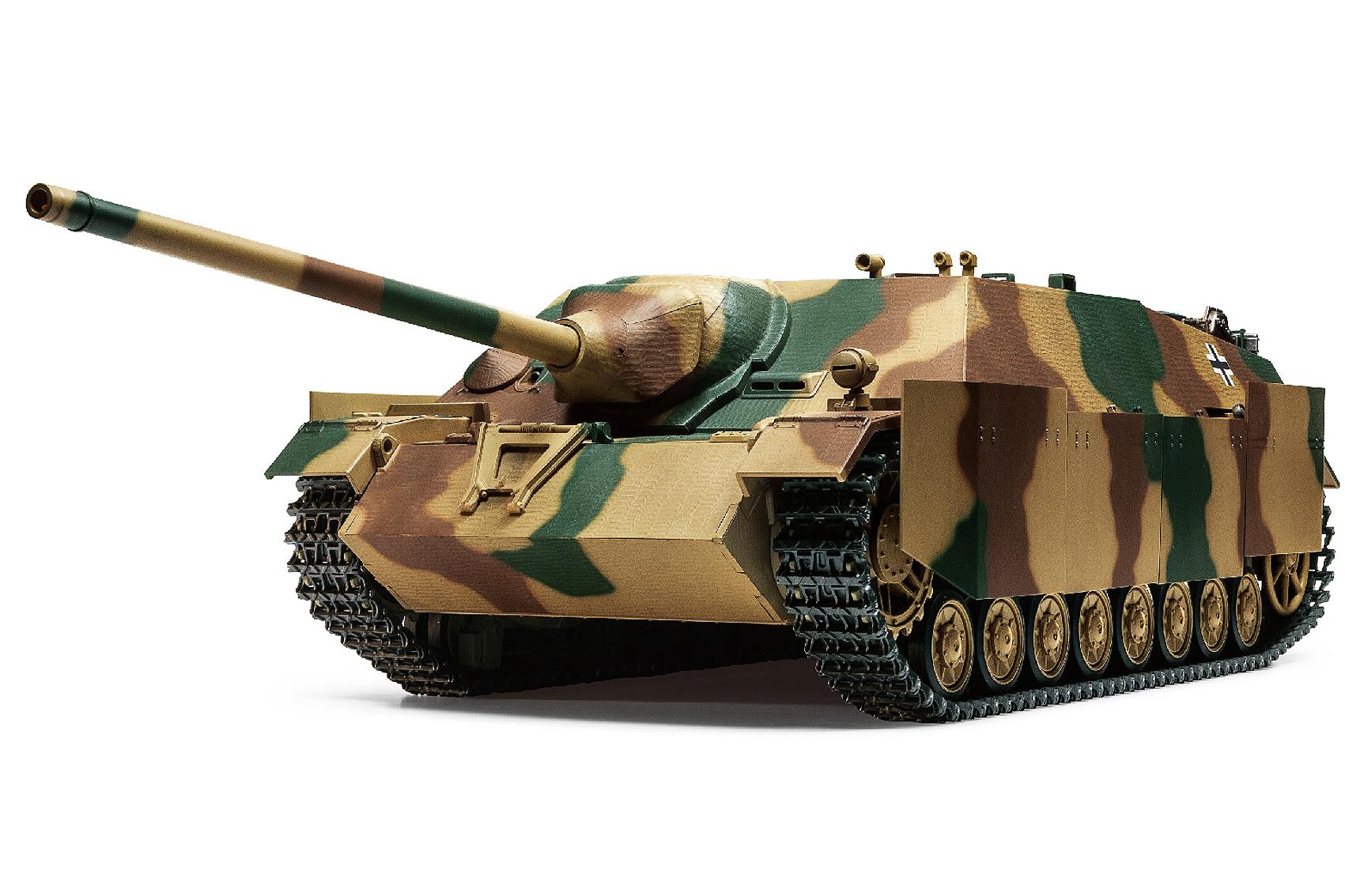 how to build tamiya models