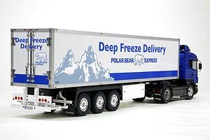 3-Axle Reefer Semi-Trailer