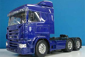 Scania R620 Blue Edition  LTD