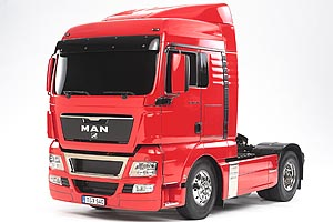 MAN TGX 18.540 4x2 Two Axle version