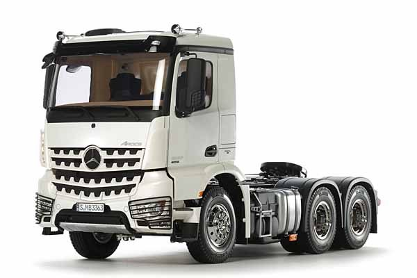 Mercedes Arocs 3363 6x4 Classic Space