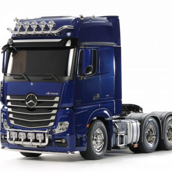 Mercedes Actros 3363 PrePainted Pearl Blue
