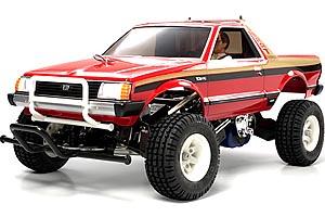 Subaru Brat - 2 Bodies