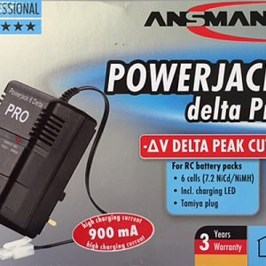 900mA PEAK DETECT CHARGER