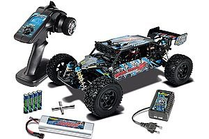CARSON DESERT WARRIOR XL Brushless with Lipo
