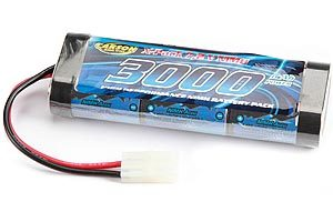 7.2v 3000 mAh Racing Pack