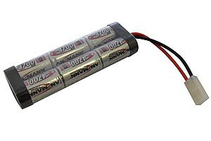 7.2v 4700 mAh Racing Pack