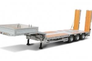 Low Loader Trailer