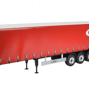 CURTAIN SIDED TRAILER FLIEGL