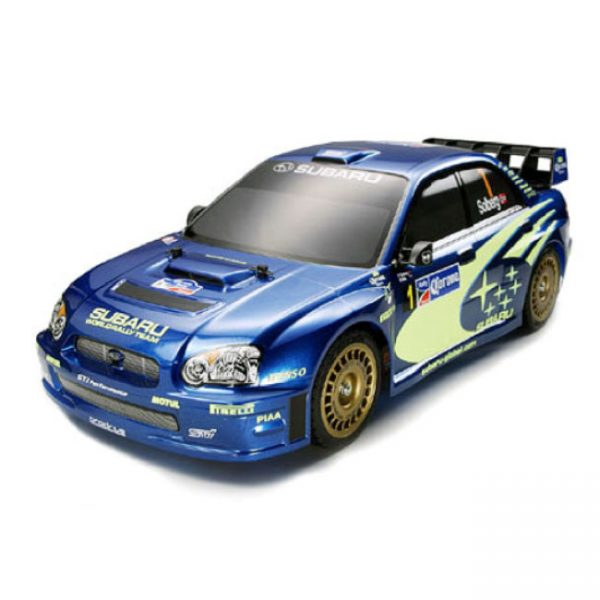 RC 2004 Subaru Impreza - TT-01
