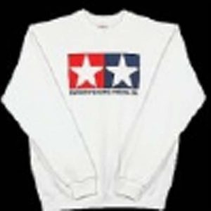 Sweat Shirt White L