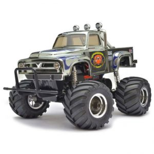 RC Midnight Pumpkin Monster Truck