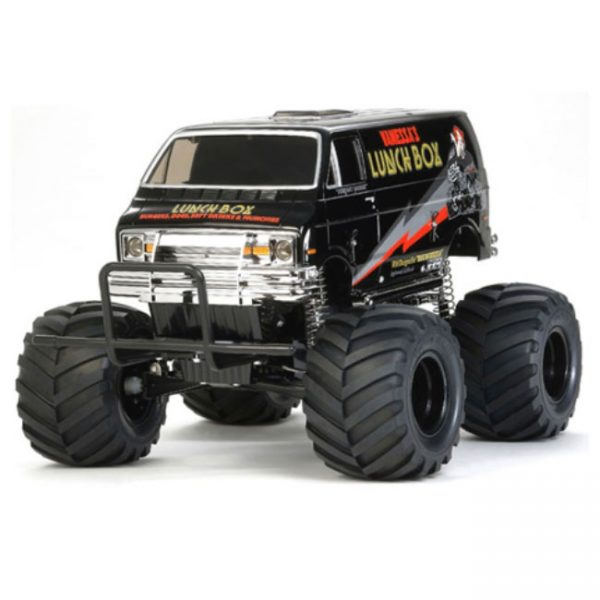 RC Limited Edition Lunch Box Monster Truck