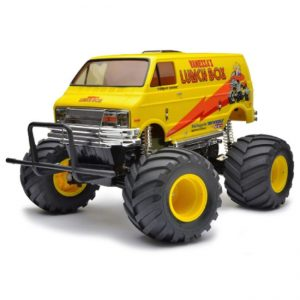 RC Tamiya Lunch Box Monster Truck