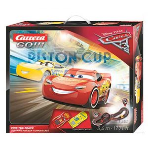Cars 3 - Ride The Track - Piston Cup