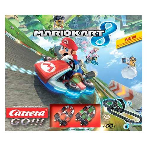 Nintendo Mario Kart 8 4.9m Slot Set